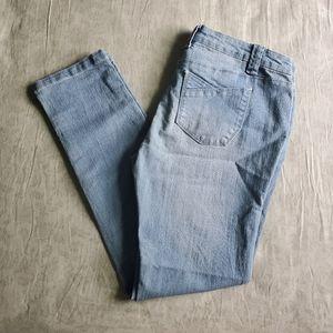 New!  Blue Asphalt Wet Seal Jeans